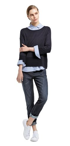 Outfit Der Herrenhemd-Style online shoppen | OPUS Fashion