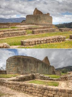 Ingapirca: Proof that the Inca Respected the Cultures of those they Conquered Ancient Mysteries, Ancient Ruins, Ancient Art, Ancient History, Inca Architecture, Places Around The World, Around The Worlds, Historical Landmarks, Mystery Of History