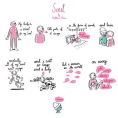 Soul Art Print. madeleine flores. society 6