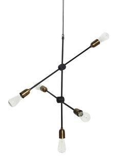 House Doctor Lampe Molecular - 68xH.78cm