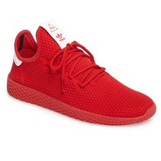 Men's Adidas Originals X Pharrell Williams Mesh Sneaker (331.365 COP) ❤ liked on Polyvore featuring men's fashion, men's shoes, men's sneakers, mens leopard print shoes, adidas mens sneakers, mens mesh shoes, mens shoes and mens sneakers
