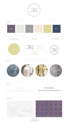 Logo + Brand Design :: Elyse Rethlake Photography