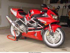 2002 Honda CBR 929 RR