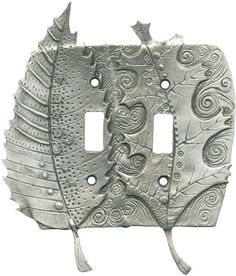 FALL LEAVES Switch Plates, Outlet Covers & Rocker Switchplates