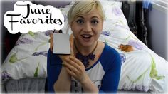 VLOG: June Favorites 2015 | Makeup, External Hard Drives, Hamsters, Gree...