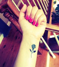 Awesome Rose Tattoo Designs For Women25