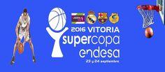 La Supercopa ACB 2016 se disputara en Vitoria los próximos 23 y 24 de…