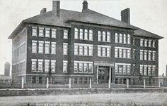 Roosevelt High School, Virginia Minnesota, 1909