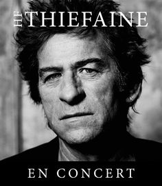 Hubert Félix Thiefaine Nantes