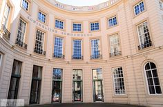 Royal Dutch Theater: A small palace converted as a theater  in The Hague in The…