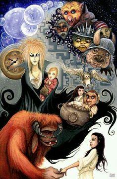David Bowie-Labyrinth