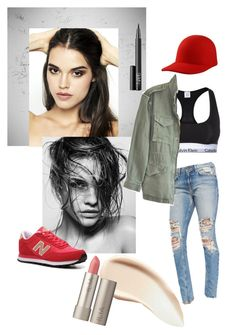 NEW YORKER: Tomboy by jdjmacpherson on Polyvore featuring polyvore, fashion, style, Nili Lotan, Joe's Jeans, Calvin Klein Underwear, New Balance, STELLA McCARTNEY, Burberry, Ilia, NARS Cosmetics and clothing