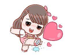 Love Cartoon Couple, Cute Cartoon Pictures, Cute Love Cartoons, Happy Girls Day, Emoji Happy Face, Character Design Disney, Hug Gif, Cartoon Chicken, Cute Love Gif