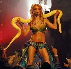 Britney Spears' bod pre meltdown was perfect! c_stockton