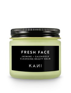If you have an oiler skin, try making a cleanser that has milk, yogurt, sour cream or buttermilk as a base. Mix in some cucumber and honey and feel your face glow. Coco Nucifera, Coconut Oil Hair Mask, Beauty Balm, Face Beauty, Natural Exfoliant, Natural Face Cleanser, Facial Cleanser, Dry Face, Fresh Face