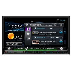 Special Offers - Kenwood eXcelon DNN992 6.95 Inch Touchscreen Navigation Receiver - In stock & Free Shipping. You can save more money! Check It (November 14 2016 at 01:26AM) >> http://caraudiosysusa.net/kenwood-excelon-dnn992-6-95-inch-touchscreen-navigation-receiver/