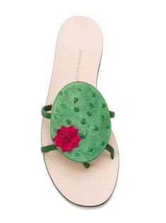 Manolo Blahnik Tunus flat sandals