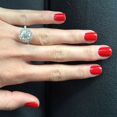 Halo Engagement Ring from mstriciasfl