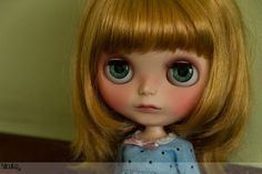 Blythe custom 40 niruko. by DreamsOfBlythe on Etsy