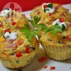 Omeletmuffins @ allrecipes.nl