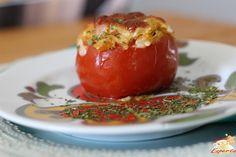 Tomates recheados: uma grande descoberta de sabor