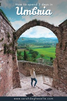 A long weekend in Umbria | Italy | Europe | Travel with Me
