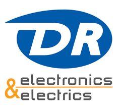 DR Electronics & Electrics logo