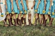 Love the color and the boots