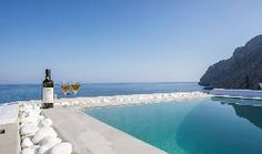 Blue Waves Hotel Santorini Hotels, Santorini Island, Villa, Waves, Explore, Beach, Outdoor Decor, Blue, Beautiful