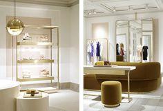 CHLOÉ PARIS: A Dreamy New Shop By Joseph Dirand