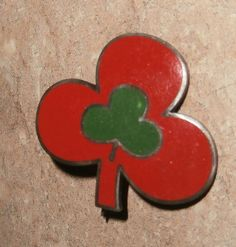 hat badge of the corps, Division, Irish Brigade. History Images, Us History, American Civil War, American History, Civil War Flags, The Wild Geese, War Medals, Confederate States Of America, Civil War Photos