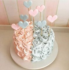 Trendy baby shower cake twins food Ideas Well, this is dependent upon the kind of Twin Baby Shower Cake, Baby Shower Food For Girl, Baby Shower Twins, Girl Shower, Gender Reveal Party Decorations, Baby Gender Reveal Party, Gender Party, Trendy Baby, Baby Reveal Cakes