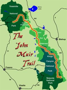 Hiking the John Muir Trail – Video Log