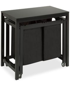 Honey Can Do Double Laundry Sorter Folding Table - Laundry Room Organization - For The Home - Macy's