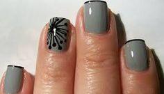diseños de uñas de los pies naturales faciles de hacer - Buscar con Google