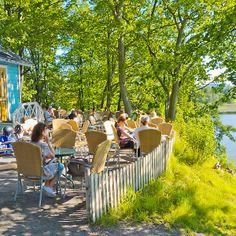 Helsingin ravintolat, kahvilat, ruoka ja ruokailukulttuuri