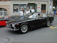 1962 Maserati 3500 GTi Sebring