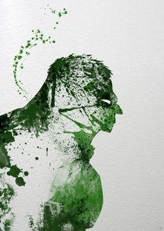 Salpicaduras de superhéroes   Arte, en Gran Angular Blog