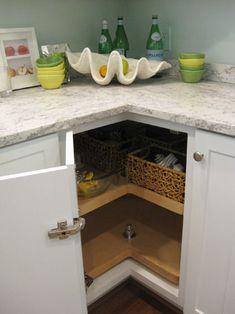 Lazy Susan Kitchen Cabinet Organization Tips Amp Tricks On