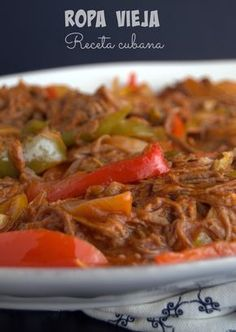Ropa Vieja / Old Clothes
