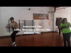 ZUMBA-Instructora: Den Crisel-Gym Alternativa-Liniers-Argentina