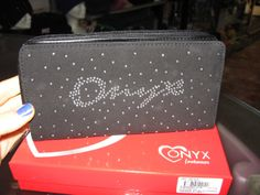 Portafoglio donna Onyx