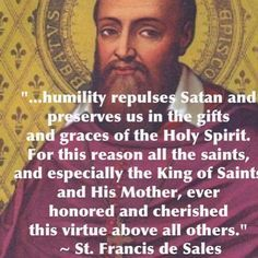 St. Francis de Sales on Vocations #quotes #catholic #rcot | Pearls ...
