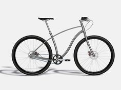 Budnitz Bicycles is giving away this custom titanium city bike for free. This piece of work features a lb titanium frame created by Budnitz of Burlington, Vermont. This Budnitz Model 1 also inc. Titanium Bike, Crossover Cars, Bicycle Store, Bicycle Art, Bicycle Design, Belt Drive, Scooter Girl, Cycling Outfit, Cool Bikes