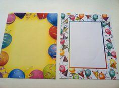 Scrap Booking Decorative Paper  10 page set by IdleHandsYarnSupply, $4.95