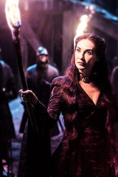 stormbornvalkyrie:♕ Melisandre | Game of Thrones Season 5 First Look {x}