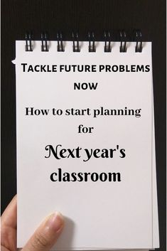 Take advantage of your tired teacher self this May, and do your future teacher self a big favor! This post will show you how to make next year& classroom planning a breeze with steps that you can take now. Middle School Classroom, Middle School Science, Beginning Of School, Music Classroom, School Teacher, Classroom Ideas, Teacher Stuff, Classroom Procedures, Classroom Management