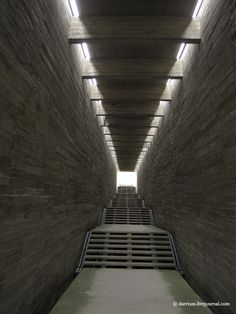 Pin on Art - Brutalism Memorial Architecture, Light Architecture, Interior Architecture, Interior Design, Light Study, Modern Staircase, Roof Design, Brutalist, Light And Shadow