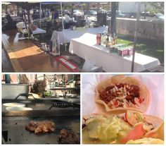 Check out our new gourmet taco stand on the patio, Kalbi Tu Comes! Featuring Korean and Spanish flavors fused together to create some delicious tacos including Anchiote Duck, Orange Chili Chicken, Pibil Pork, and Korean Short Rib!  Open Fri starting at 5pm and Sat/Sun starting at noon. Plus there is a full bar on the lower patio!