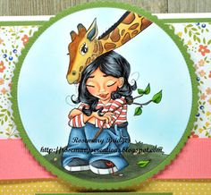 Rosemary's Creations: Make It Crafty BLOG HOP: The Funky Girls Collection